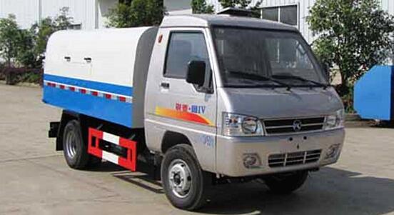 凯马密封式垃圾车(3方)