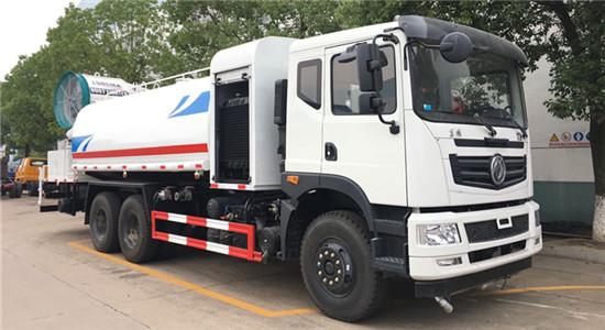 钜惠3 5万重庆五十铃巨咖牵引车促销中 行业动态 程力专用汽车