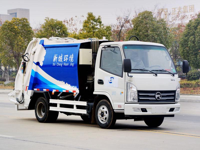 乐投app官方下载安装凯马4方压缩式垃圾车