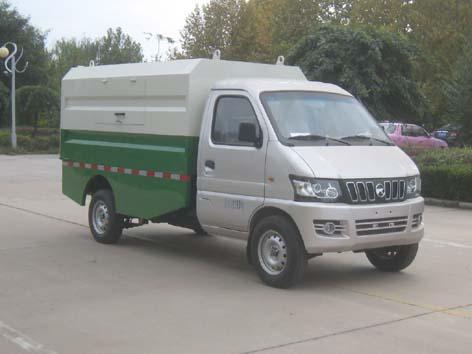 凯马牌KMC5021ZLJQ29D5型自卸式垃圾车