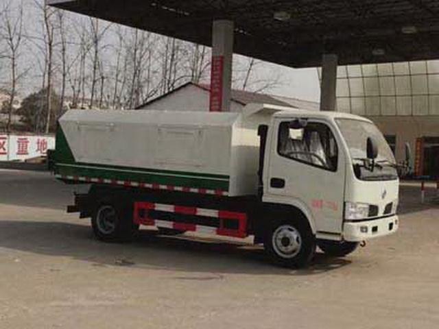 程力威牌CLW5070ZXLT5型厢式垃圾车