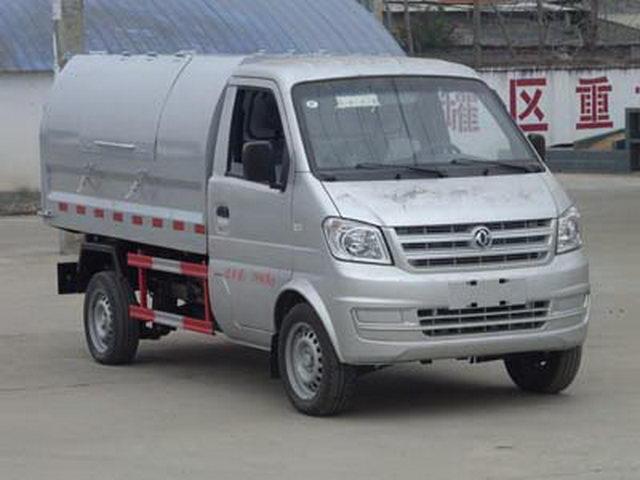 程力威牌CLW5020ZXL5型厢式垃圾车