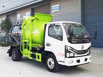 程力牌CL5070TCAE6型餐厨垃圾车